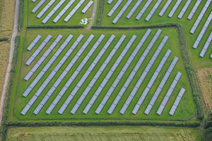 5MW solar farm grange farm boyton