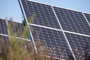 ground mounted solar sites with planning permission in the UK