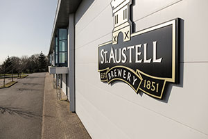 st austell brewery cornwall