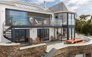 sennen cornwall coastal home luxury holiday let