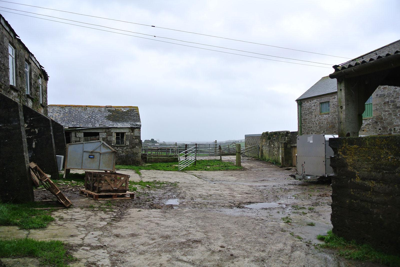 Barn conversion planning architecture landscape - Location de vacances cornwall laurence associates ...