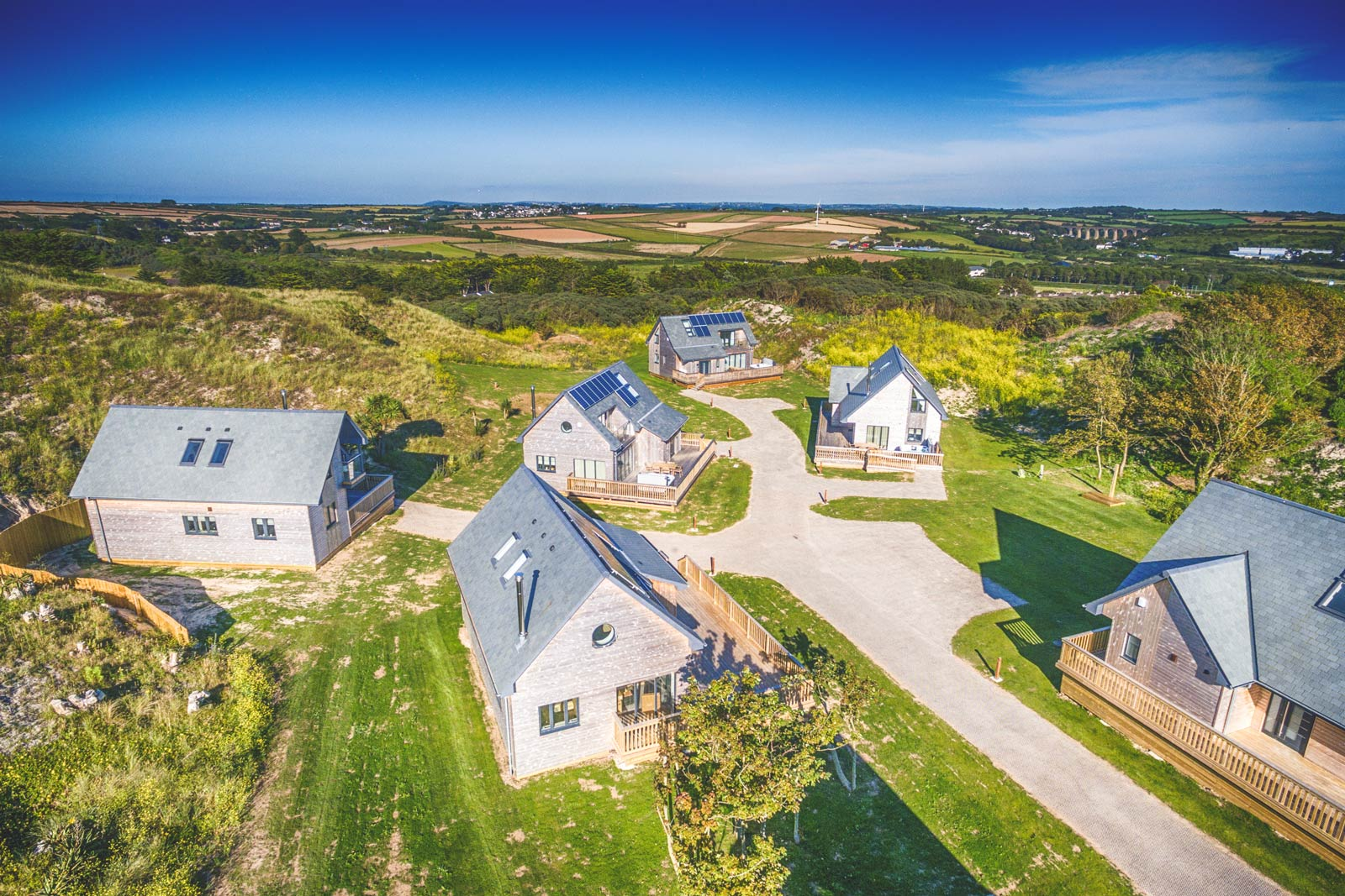 Sandy Acres Hayle Luxury Beach Lodge