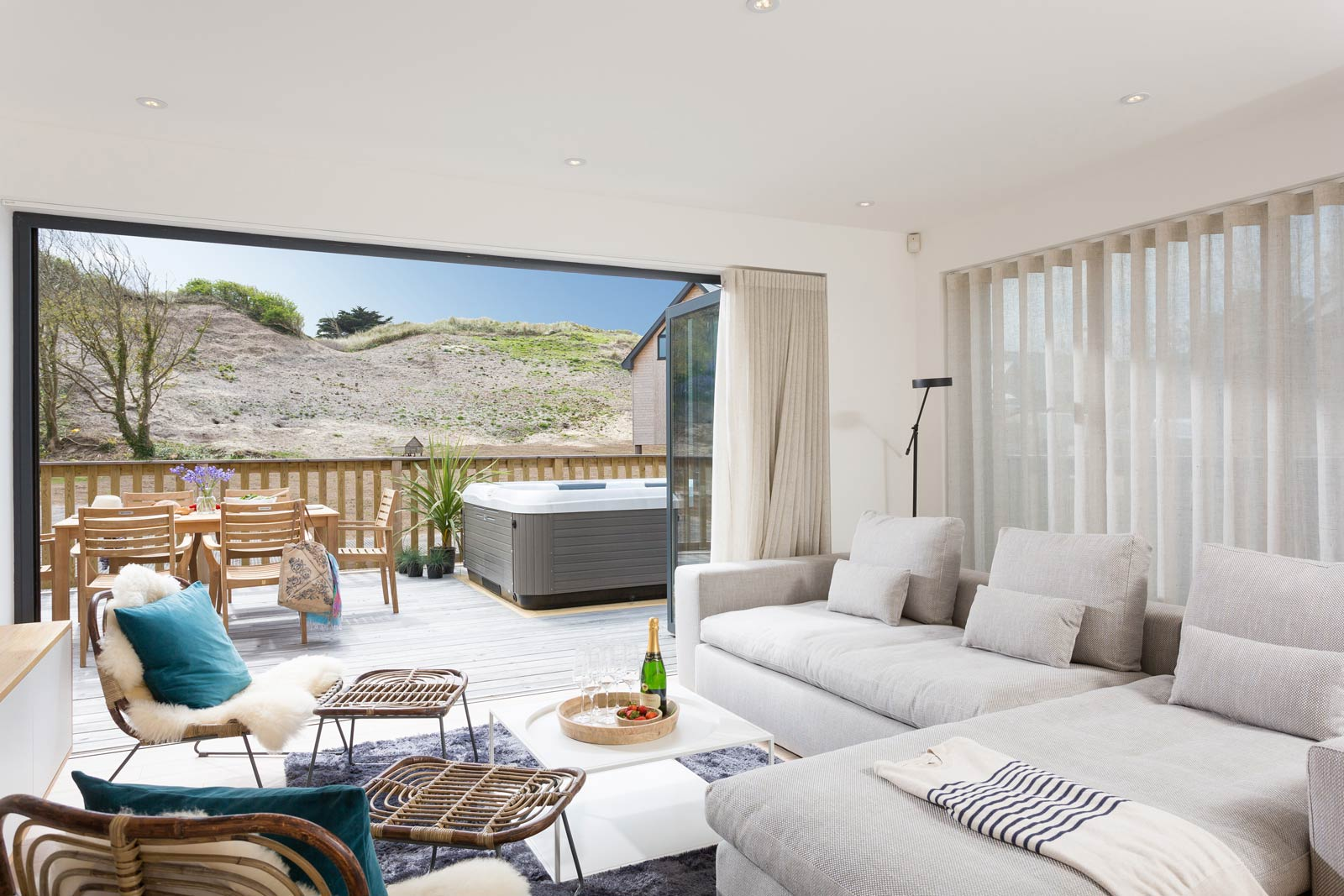 Laurence associates tourism project luxury beach lodges - Location de vacances cornwall laurence associates ...